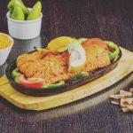 Fish Masala Sizzler